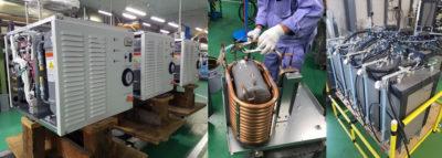 板金加工からの空圧機器の組立・OEM製造