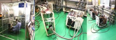 あらゆる低温・空調・温調機器に対応する検査・試験設備