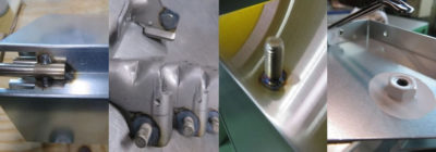精密板金加工 配線組立.com が提供する表面処理