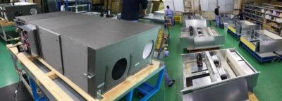 精密板金加工 配線組立が提供する空調機器・電気機器とは?