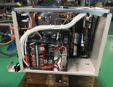 中~大型の配電盤の電気組付けを実施