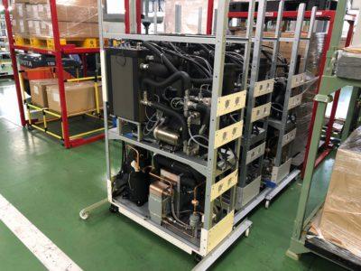 チラーユニット用恒温装置
